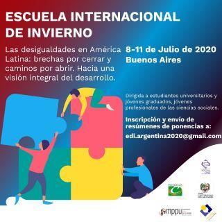 ESCUELA INTERNACIONAL DE INVIERNO